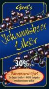 Schwarzer Johannisbeer-Likör 30%
