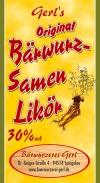 Bärwurz-Samen-Likör 30%