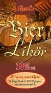 Bier-Likör 30% vol.