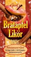 Bratapfel-Likör 19% vol.