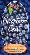 Heidelbeer-Geist 38% vol.