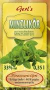 Minz-Likör 33%